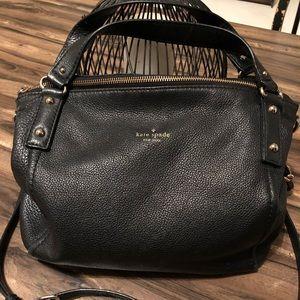 Kate Spade Satchel Leather Bag